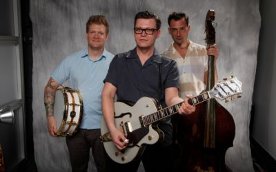 Rockabilly and jazz not all that different for Vancouver guitarist Paul Pigat
