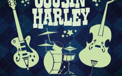 "Cousin Harley releases ""The Dutch Sessions"" CD"