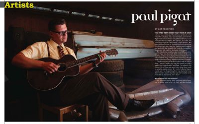 Paul Pigat – Guitar Player Magazine